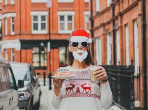 Nicht ganz so hässlicher Weihnachtspullover